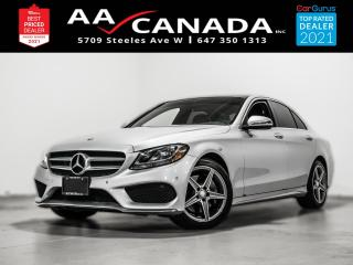 Used 2017 Mercedes-Benz C-Class C 300 for sale in North York, ON