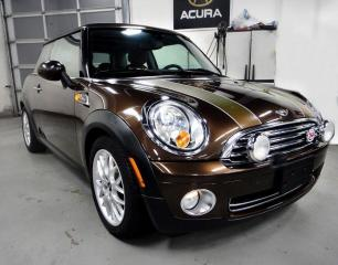 Used 2010 MINI Cooper MAY FAIR EDITION,ONE OWNER,NO ACCIDENT for sale in North York, ON