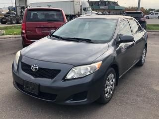 Used 2010 Toyota Corolla CE only 126000kms for sale in Bolton, ON