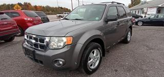 Used 2010 Ford Escape Low Low km. XLT for sale in Peterborough, ON