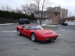 1986 Ferrari 328 GTS 328 GTS