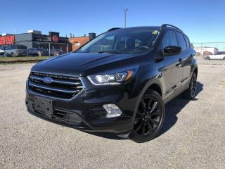 Used 2019 Ford Escape SYNC3 LEATHER FORDPASS KEYPAD REVERSE CAM for sale in Barrie, ON