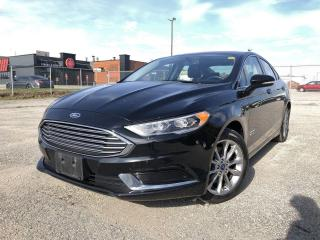 Used 2018 Ford Fusion Energi SE Luxury SYNC3|LEATHER|SUNROOF|NAVIGATION|REVERSE CAM for sale in Barrie, ON