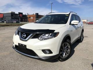 Used 2015 Nissan Rogue SL NISSANCONNECT|BLUETOOTH|PREMIUM|NAV|AROUNDVIEW for sale in Barrie, ON