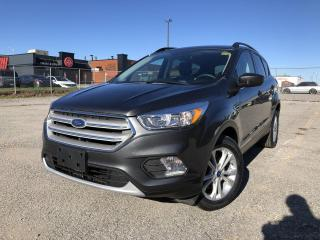 Used 2018 Ford Escape SYNC KEYPAD START/STOP REVERSE CAM for sale in Barrie, ON