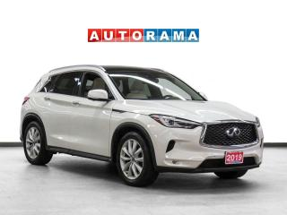 Used 2019 Infiniti QX50 AWD Nav Leather PanoRoof Backup Camera for sale in Toronto, ON