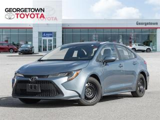 Used 2020 Toyota Corolla LE for sale in Georgetown, ON