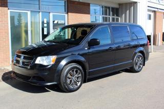 Used 2015 Dodge Grand Caravan SE/SXT 7 PASSENGER - STOW N GO SEATS for sale in Saskatoon, SK