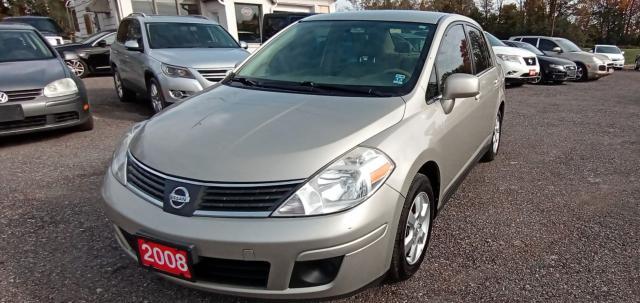 2008 Nissan Versa Auto, 4 cyl.,1.8 SL