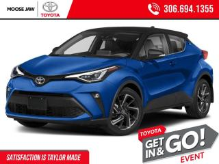 New 2021 Toyota C-HR Limited for sale in Moose Jaw, SK