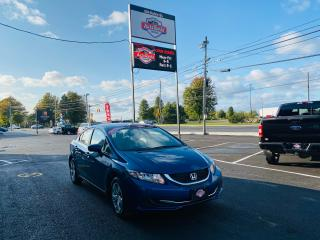 Used 2015 Honda Civic LX / WOW LOW KMS! for sale in Truro, NS