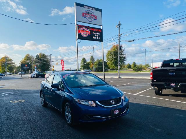 2015 Honda Civic LX / WOW LOW KMS!