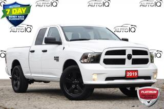 Used 2019 RAM 1500 Classic ST EXPRESS BLACKOUT | CLASS IV HITCH RECEIVER for sale in Kitchener, ON