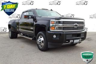 Used 2015 Chevrolet Silverado 3500HD 4x4 High Country for sale in Grimsby, ON
