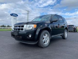 Used 2011 Ford Escape XLT for sale in Harriston, ON