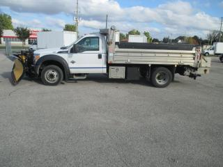 Used 2015 Ford F-550 XL SUPER DUTY REG.CAB.4X4 for sale in London, ON