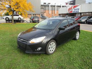 Used 2012 Ford Focus SE ~ HATCHBACK ~ AUTO ~ SAFETY INCLUDED for sale in Toronto, ON