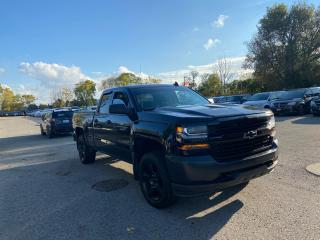 Used 2016 Chevrolet Silverado 1500 Work Truck for sale in London, ON