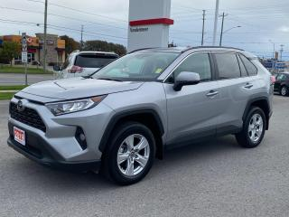 Used 2019 Toyota RAV4 XLE AWD+PLATINUM WARRANTY-160,000 KMS! for sale in Cobourg, ON