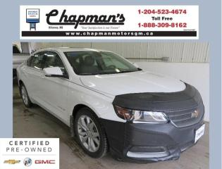 Used 2018 Chevrolet Impala 1LT Remote Start, Panoramic Sunroof, Winter Tires & Rims for sale in Killarney, MB