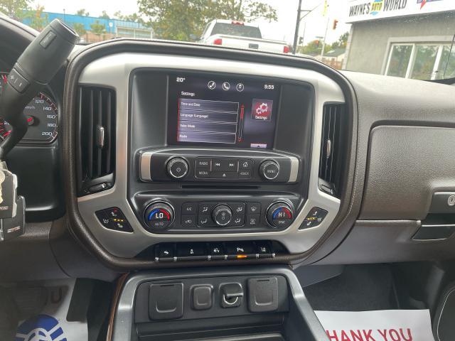 2014 GMC Sierra 1500 SLT**NAV**BACK UP CAM**LEATHER HEATED/COOLED SEATS Photo9