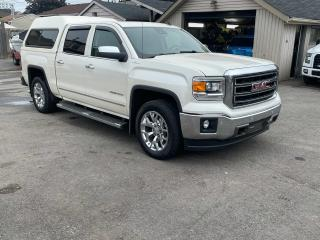 Used 2014 GMC Sierra 1500 SLT**NAV**BACK UP CAM**LEATHER HEATED/COOLED SEATS for sale in Caledonia, ON