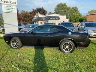 Used 2010 Dodge Challenger AS-IS for sale in Mississauga, ON
