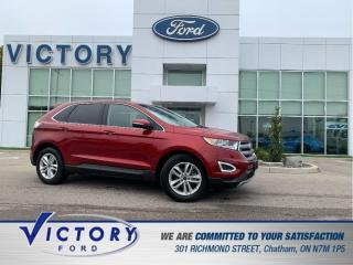 Used 2017 Ford Edge SEL | NAV | REMOTE START | HEATED SEATS for sale in Chatham, ON