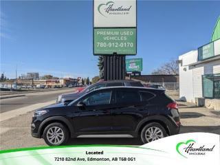 Used 2017 Hyundai Tucson REMOTE START | HEATED SEATS | HEATED STEERING WHEEL | BACK UP CAMERA-USED EDMONTON HYUNDAI DEALER for sale in Edmonton, AB