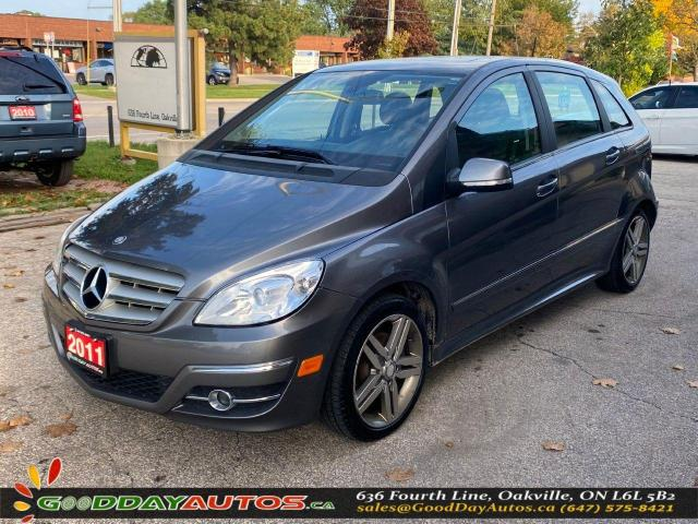 2011 Mercedes-Benz B-Class B 200 Turbo|LOW KM|NO ACCIDENT|SUNROOF|CERTIFIED