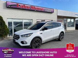 Used 2018 Ford Escape SE BACK UP CAMERA for sale in Tilbury, ON