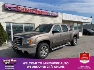 Used 2012 GMC Sierra 1500 SL Nevada Edition LOCAL TRADE for sale in Tilbury, ON