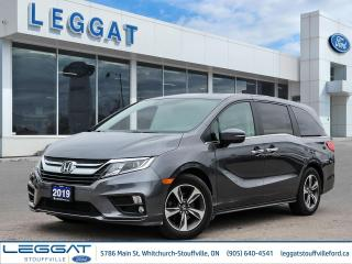 Used 2019 Honda Odyssey EX for sale in Stouffville, ON