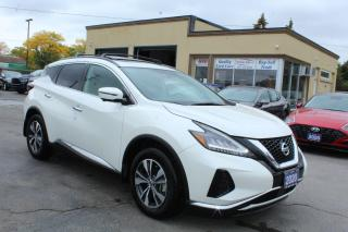 Used 2020 Nissan Murano SV for sale in Brampton, ON