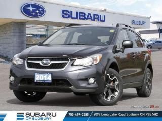 Used 2014 Subaru XV Crosstrek Touring Heated Seats! Bluetooth! Trailer Hitch! for sale in Sudbury, ON