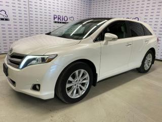 Used 2015 Toyota Venza 4DR WGN AWD for sale in Ottawa, ON