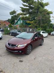 Used 2013 Honda Civic Touring for sale in Brampton, ON