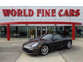 Used 2015 Porsche Boxster S *One Owner!* Unique build! for sale in Etobicoke, ON