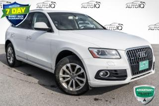 Used 2017 Audi Q5 2.0T Progressiv POWER LIFTGATE!!! HEATED SEATS!!! MEMORY DRIVER SEAT!! for sale in Barrie, ON