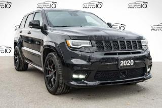 Used 2020 Jeep Grand Cherokee SRT | LOW MILEAGE | TRAILER TOW PKG for sale in Innisfil, ON