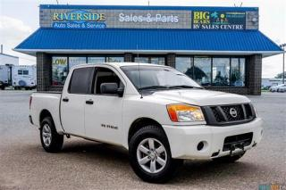 Used 2015 Nissan Titan Pro-4X for sale in Guelph, ON