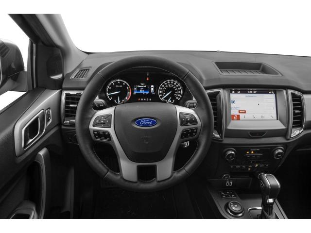2021 Ford Ranger 4X4 CREW CAB