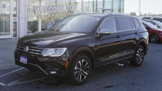 Used 2021 Volkswagen Tiguan 4Motion for sale in North Bay, ON