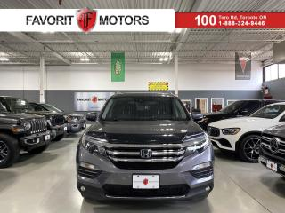 Used 2017 Honda Pilot Touring 4WD|7PASS.|NAV|REARSCREEN|LEATHER|DUALROOF for sale in North York, ON