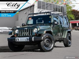 Used 2008 Jeep Wrangler Sahara Unlimited for sale in Halifax, NS