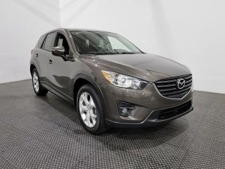 Used 2016 Mazda CX-5 GS AWD -  Navigation - Toit ouvrant - Climatiseur for sale in Laval, QC