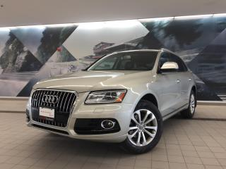 Used 2017 Audi Q5 2.0T Progressiv + Nav | Pano Roof | Alloys for sale in Whitby, ON