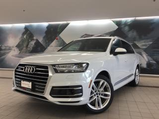 Used 2017 Audi Q7 3.0T Technik + Towing Pkg | Driver Assist | Alloys for sale in Whitby, ON