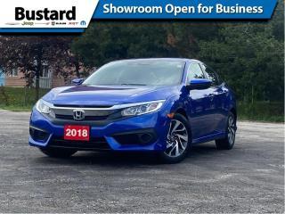 Used 2018 Honda Civic Sedan SE   BLUETOOTH   HEATED SEATS for sale in Waterloo, ON