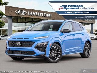 New 2022 Hyundai KONA 1.6T N Line w/Ultimate Package for sale in North Vancouver, BC